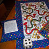 Snakes & Ladders Quilt