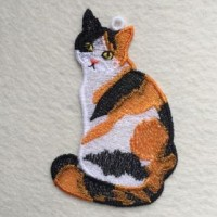 Animals Cats Embroidery Designs