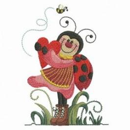 Lively Ladybugs 3