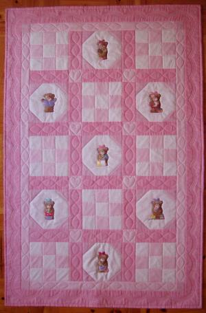 Alfa img - Showing > Machine Embroidery Patterns Baby Quilt : baby quilts to embroider - Adamdwight.com