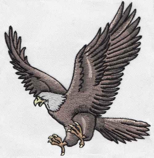 clip art soaring eagle - photo #41