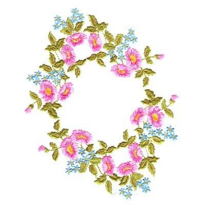 Free Cinderella Embroidery Design