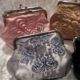 ITH Clasp Closing Purses