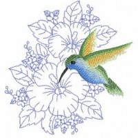 Sweet Heirloom Embroidery