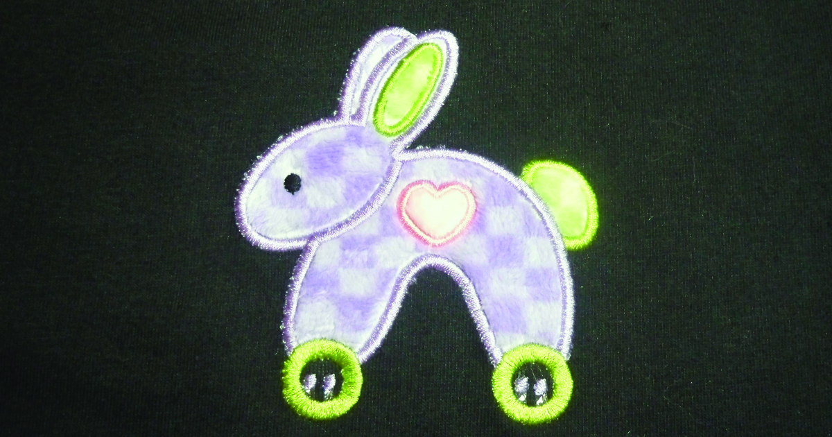 Bunny Pull Toy Shirt