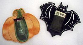 Halloween Treat Holders