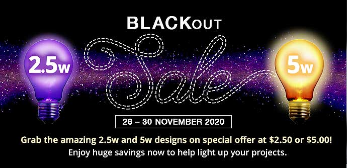Black Friday Sale and Double Points on Embroidery Designs