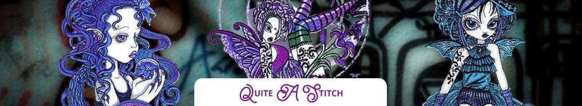 Quite A Stitch