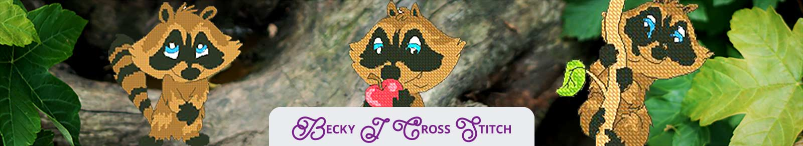 becky j cross stitch