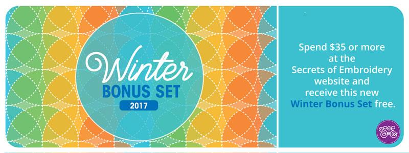 Winter 2017 Bonus Set