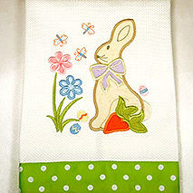 SWEET SPRING APPLIQUE