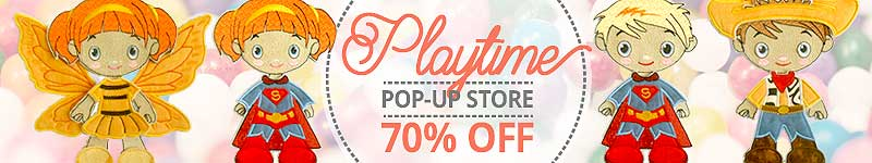 Secrets of Embroidery Pop-Up Store