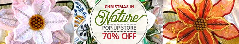 70% off Pop Up Store