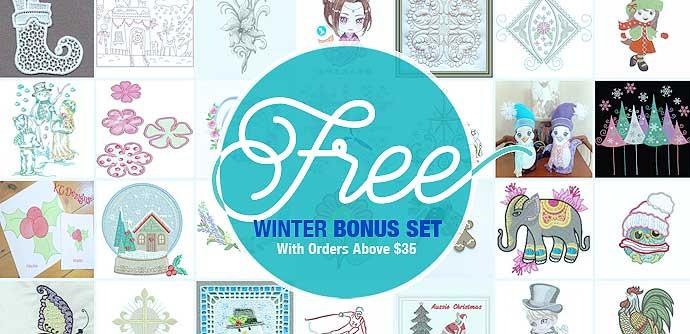 Winter Bonus Set
