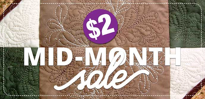Mid Month Clearance Sale