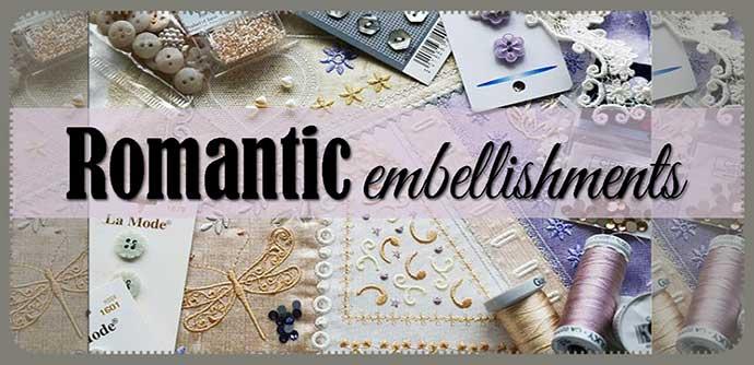 Embellishing Embroidery