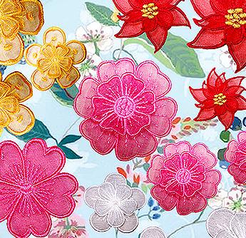 flower embellishments 1
