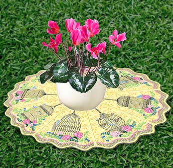 Embroidery Placemat