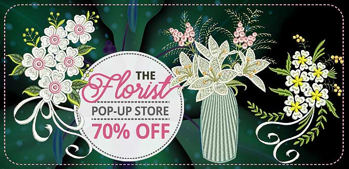 The Florist Pop-up Store