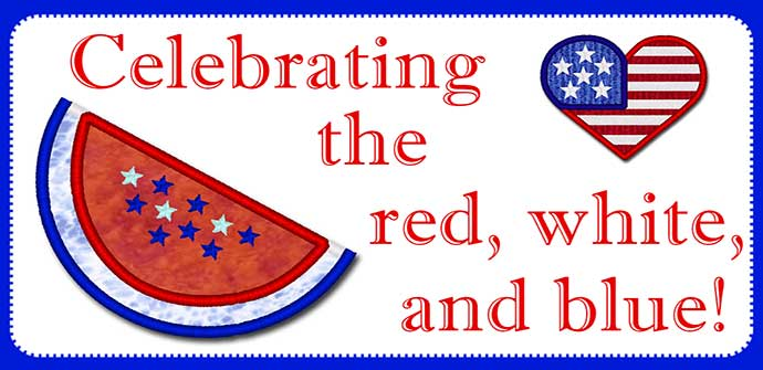 4th of July  Designs