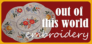 Experience the World Through Embroidery!